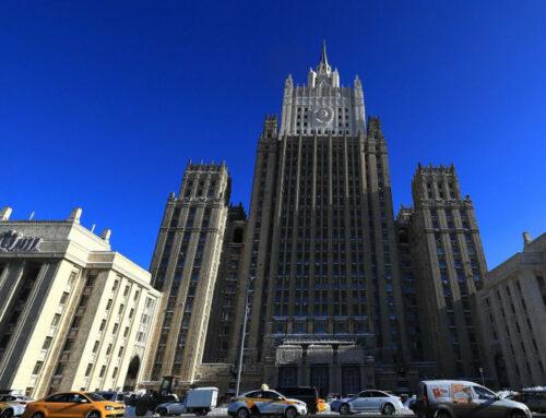 ՌԴ ԱԳՆ-ն մեկնաբանել է ՀՀ Գլխավոր շտաբի ղեկավարության` Փաշինյանի հրաժարականի պահանջը