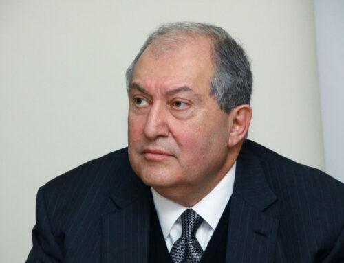 Արմեն Սարգսյանը չի ստորագրել ԱԺ-ի ընդունած օրենքները եւ դիմել է ՍԴ