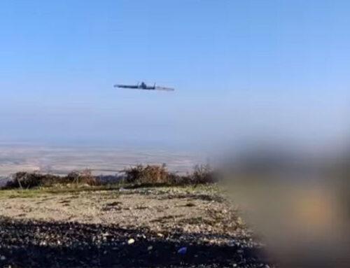 Ներկայացվել է հայկական արտադրության հարվածային ԱԹՍ-ն (տեսանյութ)