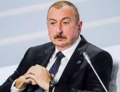 Ալիևը կրկին սպառնացել է Հայաստանին
