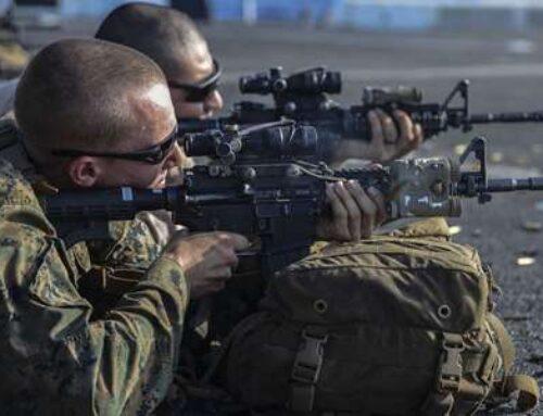 Fox News. Իրաքում ամերիկյան զորքերի համար սպառնալիքի մակարդակը բարձրացել է Սիրիայում ԱՄՆ ավիահարվածներից հետո