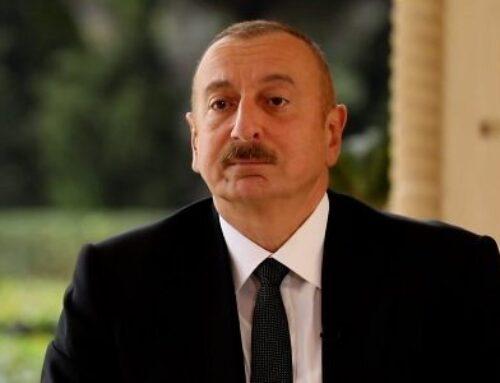 Ալիեւը հայտարարել է, որ Հայաստանը «Իսկանդերներ» չի կիրառել