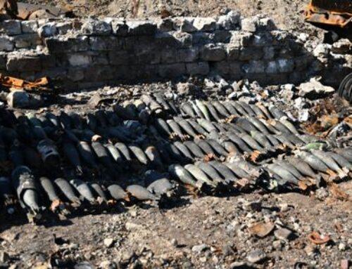 Արցախի մի քանի համայնքներում այսօր ևս կիրականացվեն չպայթած զենք-զինամթերքի ոչնչացման աշխատանքներ