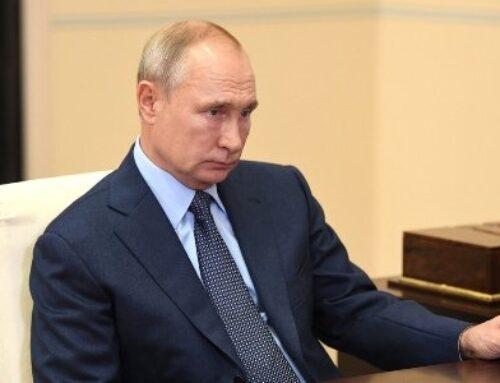 Պուտինը ՌԴ ԱԽ անդամների հետ քննարկել է Լեռնային Ղարաբաղի շուրջ իրավիճակը