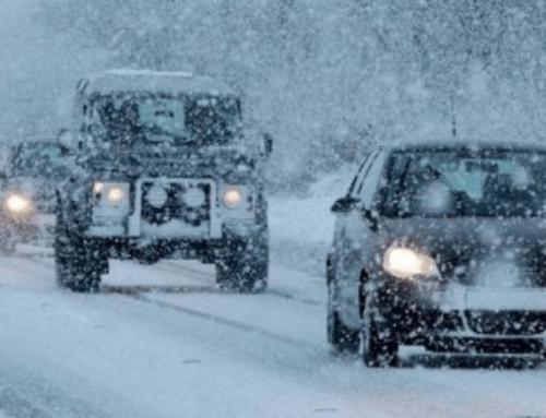 Տավուշի մարզում ձյուն է տեղում. Սյունիքում, Վանաձոր-Դիլիջան ճանապարհներին տեղ-տեղ մերկասառույց է