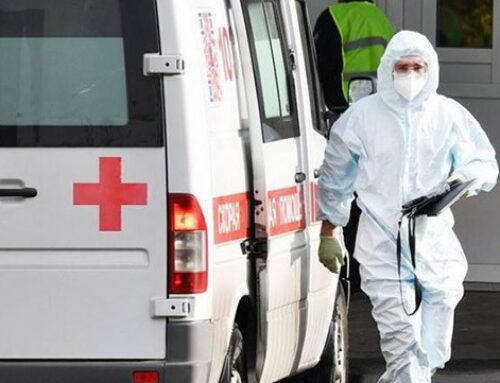 Ռուսաստանում մեկ օրում հայտնաբերվել է կորոնավիրուսի 11 749 դեպք