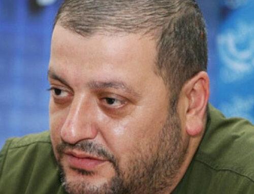 «Բանակի կողքին չլինելը պետական դավաճանություն է…». Դավիթ Ամալյան