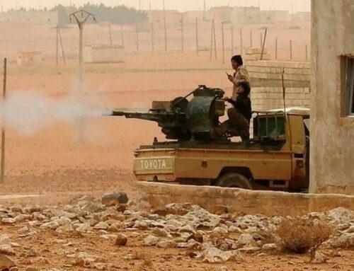 ԻՊ-ի ահաբեկիչները գազատար են պայթեցրել Դեր Զորում
