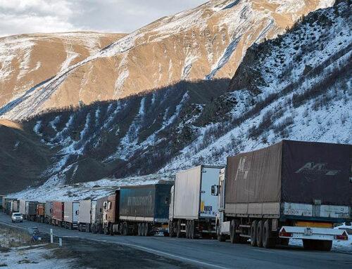 Ձնաբքի պատճառով Ստեփանծմինդա-Լարս ավտոճանապարհը փակ է