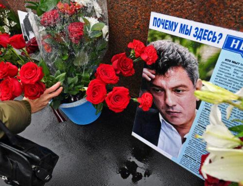 Մոսկվայում ընդդիմադիր գործիչ Բորիս Նեմցովի հիշատակին նվիրված ակցիա է տեղի ունեցել