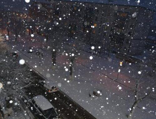 Արցախի բոլոր շրջաններում ձյուն է տեղում