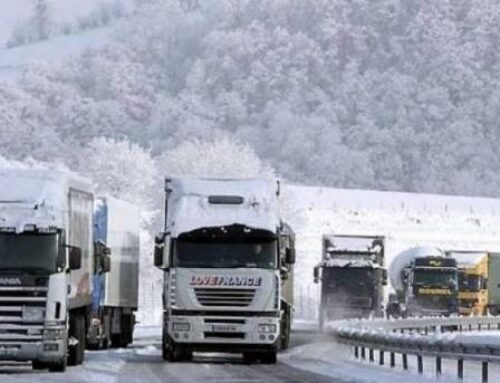 Լարսը բաց է․ ռուսական կողմում մոտ 430 կուտակված բեռնատար կա