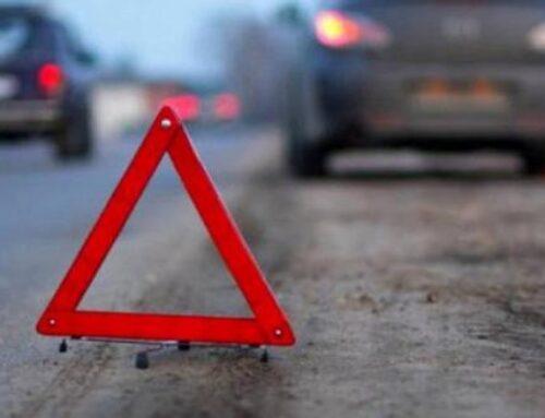 Երևան-Սևան ավտոճանապարհին մեքենան ընկել է ձորը