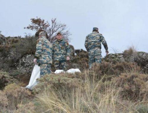Ֆիզուլիի և Ջաբրայիլի դիրքային հատվածներից հայտնաբերվել է 2 զոհվածի աճյուն