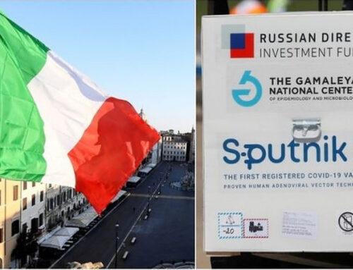 Իտալիայում կարտադրվի «Սպուտնիկ V» պատվաստանյութը. մինչև տարեվերջ կարտադրվի 10 մլն դեղաչափ