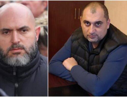 Աշոտյանն ահազանգում է․ գյումրեցի ընդդիմադիր ակտիվիստ Կարապետ Պողոսյանը բերման է ենթարկվել