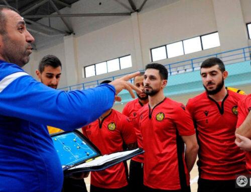 Ֆուտզալի Հայաստանի հավաքականը մեկնել է Վրաստան