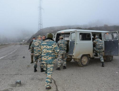 Մարտակերտի զորամասերից մեկի հավաքակայանից ԱԻ ծառայությանն է փոխանցվել 2 զինծառայողի մասունք