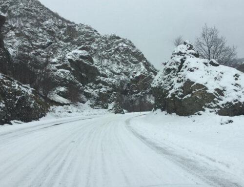 Վարդենյաց լեռնանցքը փակ է կցորդիչով բեռնատարների համար, մյուսների համար՝ անցանելի