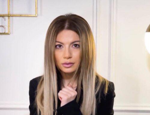 Մեկ ու կես վայրկյան․ տեսահոլովակի պրեմերիա Ալինա Կիրակոսյանից