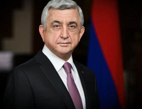 Սերժ Սարգսյանը պատասխանում է լրագրողների հարցերին. ուղիղ