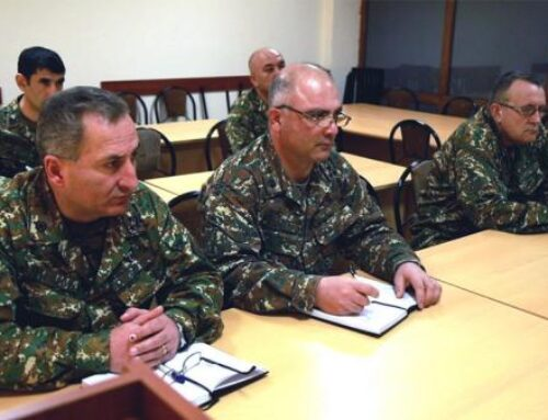 Անցկացվել է համատեղ զորավարժություն՝ ԶՈՒ ՄԽ զորամասերի, 102-րդ ռազմակայանի ընդգրկմամբ