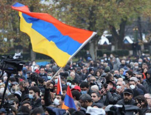«Հայրենիքի փրկության շարժման» հաջորդ հանրահավաքը՝ շաբաթ օրը, ժամը 15-ին. հանրահավաքն ավարտվեց