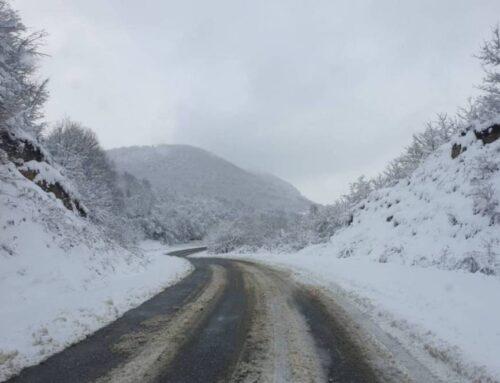 Լոռու մարզում և Շիրակի մարզի Աշոցք, Ամասիա գյուղերում ձյուն է տեղում․ ՀՀ տարածքում կան փակ ավտոճանապարհներ