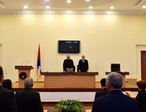 Արցախի Ազգային ժողովն արտահերթ նիստ էր հրավիրել