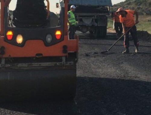 Իրականացվում են Թալին-Լանջիկ-Լանջիկ-Գյումրի ճանապարհահատվածի շինարարական աշխատանքները