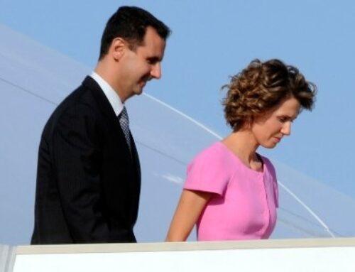 Սիրիայի նախագահը եւ նրա կինը վարակվել են կորոնավիրուսով