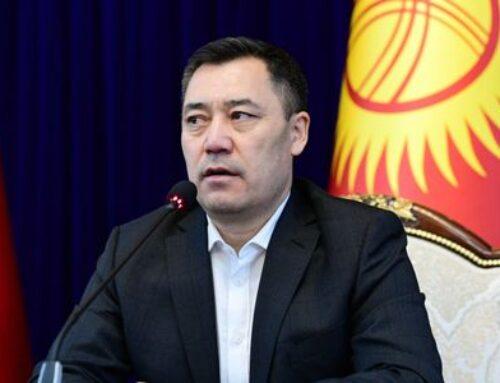 Facebook-ում Ղրղզստանի նախագահի օգտահաշիվը կոտրել են