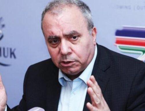 Արմեն Սարգսյանը ձեռք է առնում մի ամբողջ շարժում. Հրանտ Բագրատյան