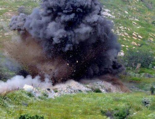 Աղդամում ականի պայթյունի հետեւանքով ադրբեջանցի պաշտոնյա է տուժել