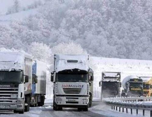 Լարսը բաց է բոլոր տեսակի տրանսպորտային միջոցների համար․ ռուսական կողմում կա մոտ 600 կուտակված բեռնատար ավտոմեքենա