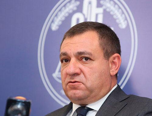 Հայաստանի համար ողբերգական ժամերին ցավի ու տառապանքի առյուծի բաժինն եք լուռ ամփոփել ձեր հոգիներում՝ թույլ չտալով մեզ վշտից ընկճվել. ԲԴԽ նախագահի ուղերձը