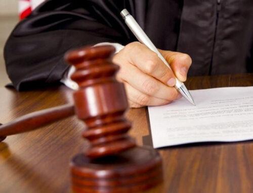 Վճռաբեկ դատարանի դատավորի թեկնածու Սամվել Գրիգորյանն ինքնաբացարկ է հայտնել