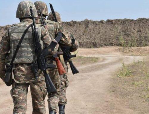 Մի խումբ զինծառայողներ հետմահու պարգևատրվել են Արիության և Մարտական ծառայության մեդալներով