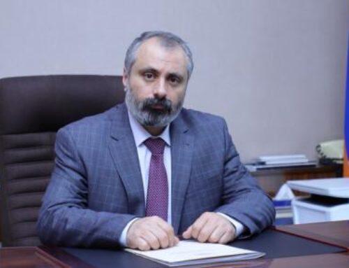 Ադրբեջանցիները ներխուժել են Ստեփանակերտ տանող ճանապարհ, դա ահաբեկչության դրսեւորում է. ԱԳՆ