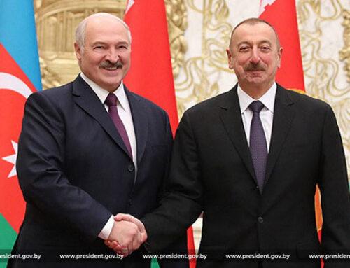 Ալեքսանդր Լուկաշենկոն պատրաստվում է այցելել Ադրբեջան