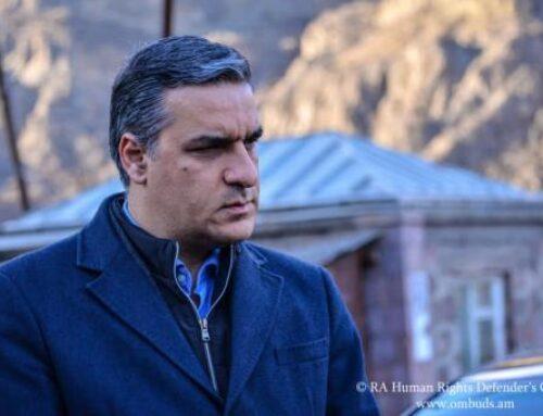ՀՀ ՄԻՊ-ը միջազգային կառույցների ուշադրությունն է հրավիրում Ադրբեջանի նախագահի խոսքերին