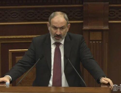 ՀՀ վարչապետը պատասխանում է ԱԺ պատգամավորների հարցերին