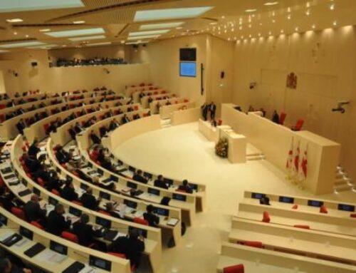 Վրաստանի խորհրդարանում Լեռնային Ղարաբաղի վերաբերյալ քննարկում է լինելու