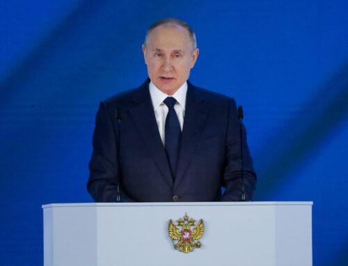 Ռուսաստանի թշնամիները կզղջան. Պուտինի ուղերձը