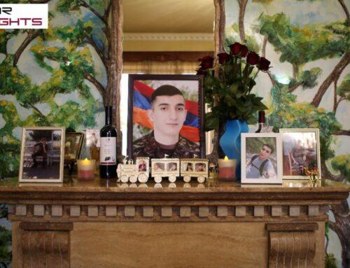 «Պապ, աղոթիր, մահանում եմ». զինվորի զանգը Շուշիից․ forrights.am
