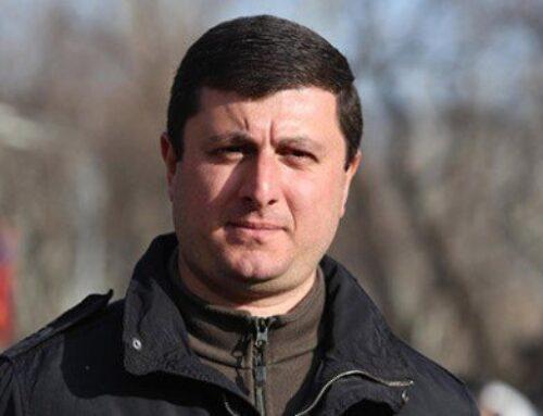 Սյունիքում ՌԴ սահմանապահների մեքենայի ուղեկցմամբ վարչապետի շրջելը լավագույնս է արտացոլում իրավիճակը․ Տ.Աբրահամյան