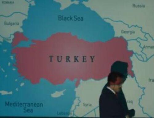 Թուրքական սերիալում ցուցադրված քարտեզում Արցախը և Ադրբեջանը ներկայացվել են որպես Հայաստան