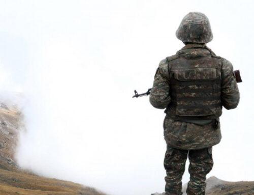 Արցախի ՊԲ. Վերջին օրերին հակառակորդը տարբեր տրամաչափի հրաձգային զինատեսակներից տարբեր ուղղություներով խախտել է հրադադարի պահպանման ռեժիմը