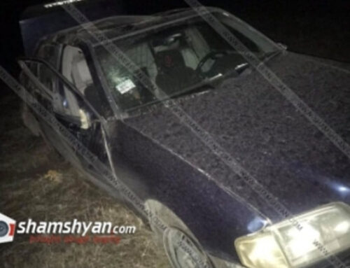 Ողբերգական ավտովթար Արագածոտնի մարզում. Mercedes-ը, մի քանի պտույտ շրջվելով, հայտնվել է ձորում. կա 1 զոհ, 1 վիրավոր