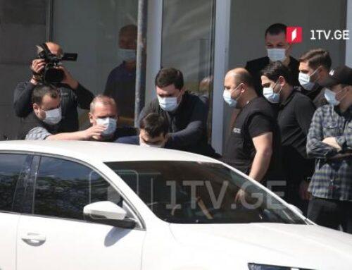 Ձերբակալվել է «Վրաստանի բանկ» ներխուժած զինված անձը, պատանդներն ազատ են արձակվել
